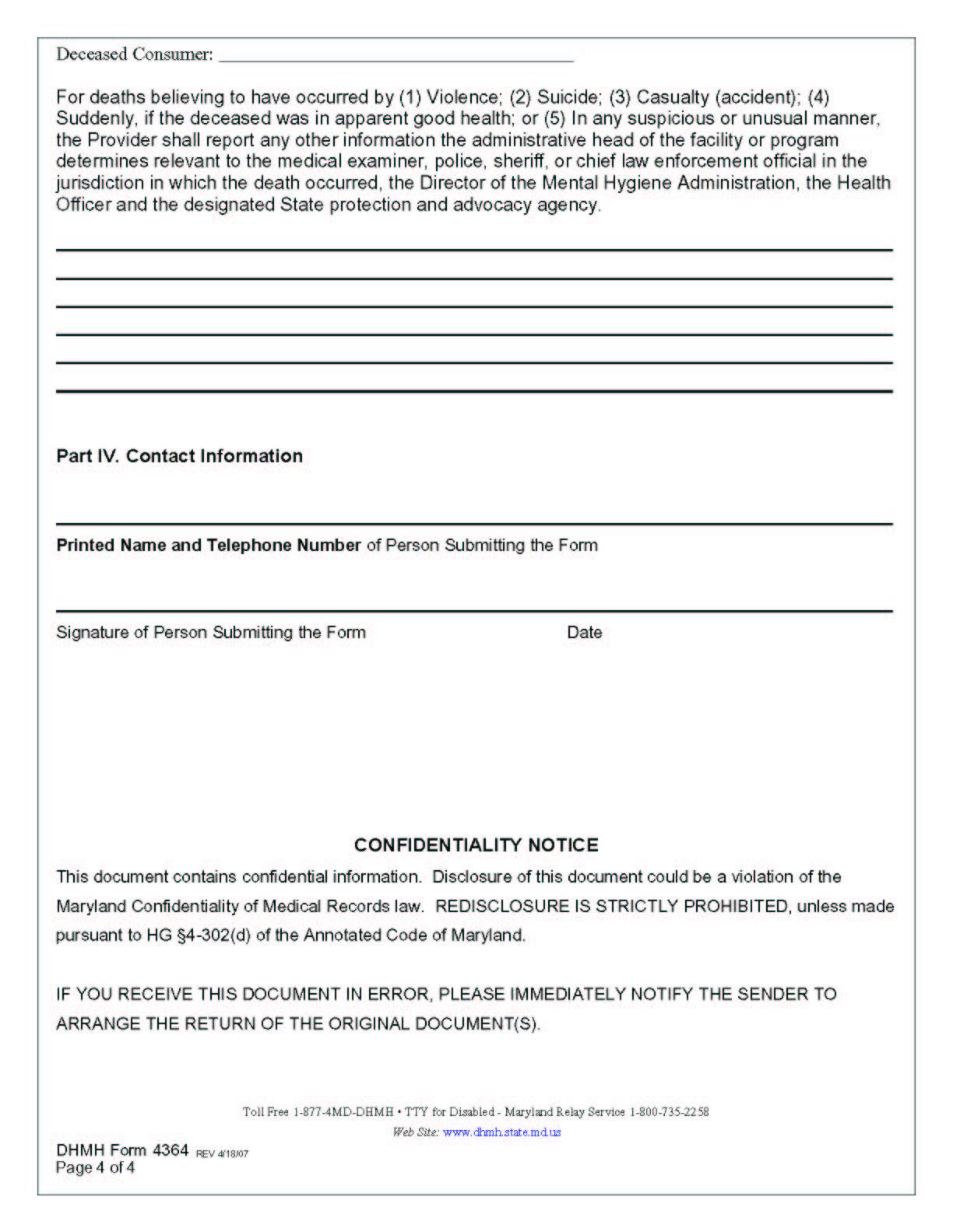 Anne Arundel County Mental Health Agency Inc Forms